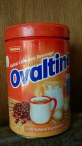 Tin ovaltine