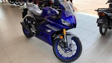 Yamaha R25 New Facelift -LOW DEP