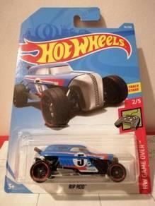 New Rip Rod HW Game Over Hot Wheels Hotwheels Car