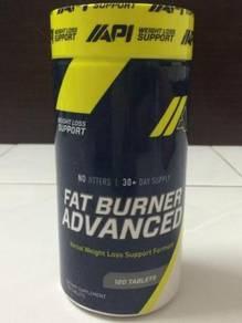 API>>>Fat Burner_Advanced_USA - 120_Capsules