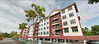 Apartment Taman Permatang Sintuk Penaga For Sale