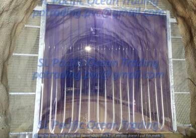 Soft transparent PVC Strip Curtain