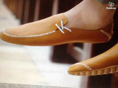 England man leather shoes