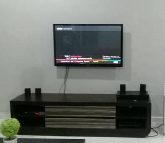 Installation Bracket TV Melaka