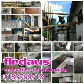 Tukang repair rumah area keramat permai