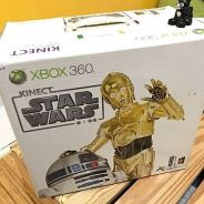 Xbox 360 S Star Wars Edition (reduce price)