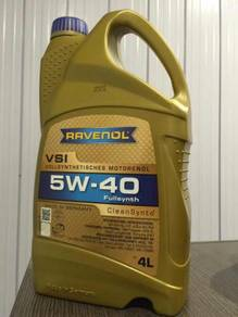 Ravenol fully synthetic 5/40 BMW f30 f10 e60 e90
