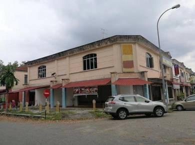 2 Storey big Corner Shop Seri Iskandar Perak