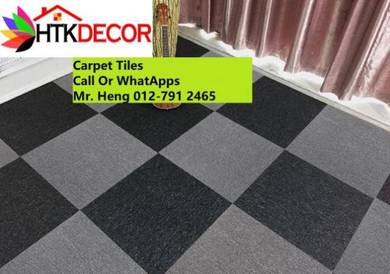 Install By Own Carpet Tiles Plain Color k7y55