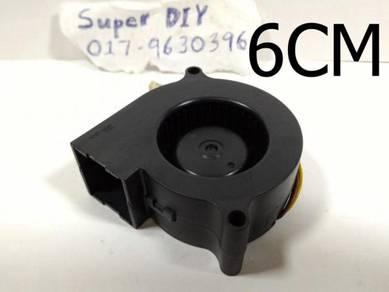 24V turbine fan magnetic cooling fan 60*60*25mm