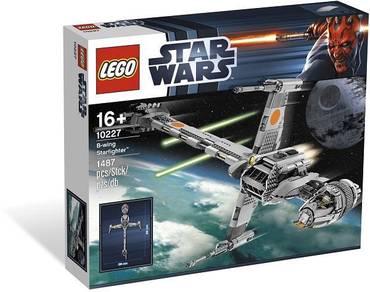 LEGO 10227 B-Wing Starfigher