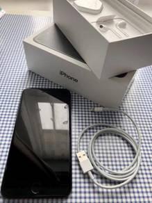 Complete iphone 7plus 128gb ori myset baru