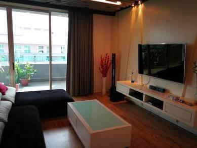 Alam Damai Condominium Penthouse For Sale