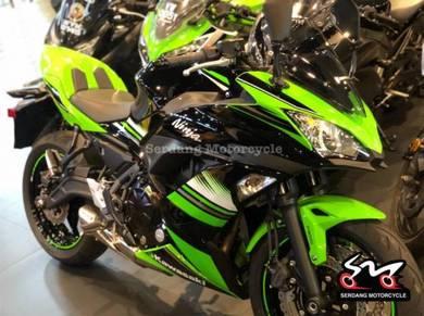 Kawasaki Ninja 650 ABS SE Showroom Display PreReg