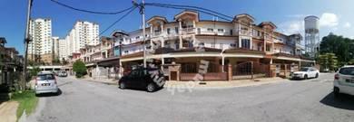 Damai Residence 3 Sty Link House- FREEHOLD & BELOW M/VALUE