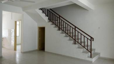 Double Storey House For Rental