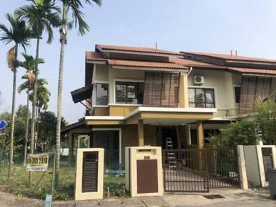 2 Storey Terrace Kota Seriemas (corner lot)