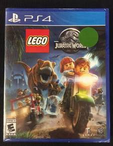 NEW AND SEALED PS4 Game LEGO Jurassic World R1