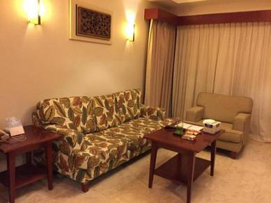 Skudai Cinta Ayu Resort Apartment Pulai Spring Fully Furnished