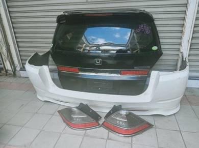 Honda Odyssey rb1 rb2 spoiler modulo Bonet