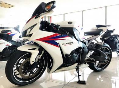 2013 Unregister Honda CBR1000RR Euro Spec
