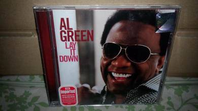 CD Al Green - Lay It Down