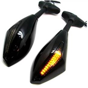 Side mirror signal led universal