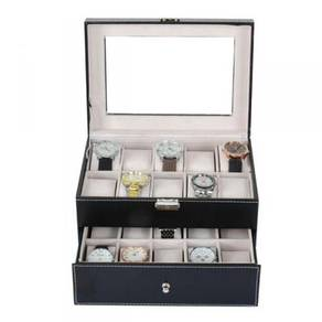Kotak jam watch box 20 slots 08