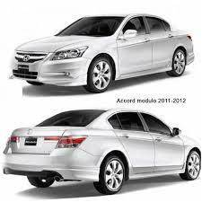 Honda accord 11 abs bodykit spoiler without paint
