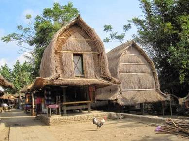 3D2N LOMBOK Traditional Sasak & Small Islands