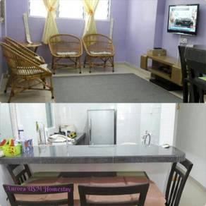 Aurora USM 3 rooms Homestay