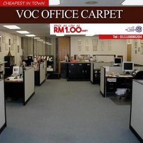 Voc office carpet just starting 1 sq/ft cheapest