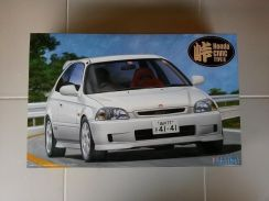 1 24 Honda Civic Touge ek9 car kit