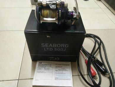 Daiwa seaborg 500 j ltd