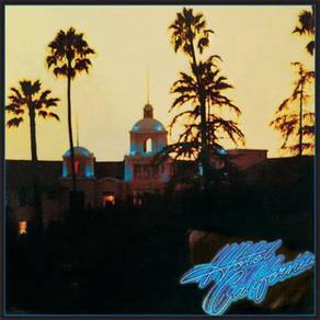 The Eagles Hotel California 180g LP