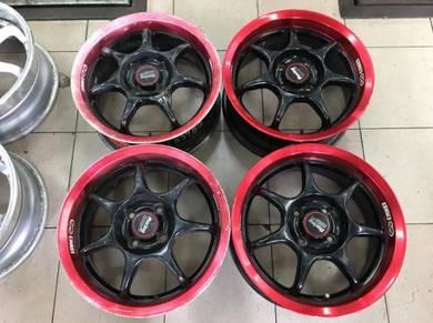 15x6.5J ENKEI RS Japan Sport Rim 100x4
