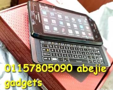Motorola DROID 4 LTE 16GB Fullset