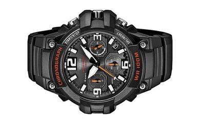Casio Men Chronograph Resin Watch MCW-100H-1AVCF