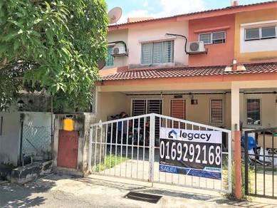 [Terbaik!] BASIC Terrace Double Storey BSP 6 Bandar Saujana Putra