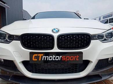 BMW F30 Front Bumper Grille M3 1:1 Grill Bodykit