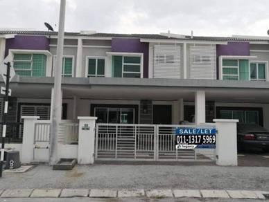Bandar Baru Sri Klebang, Chemor Terrace Double Storey