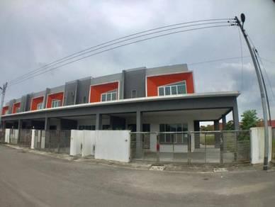 Modern Terrace House Jalan Stephen Yong