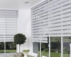 Zebra Blinds 110 inches , can last >20 years