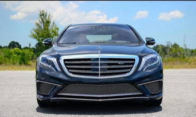 Mercedes W222 S65 S 65 AMG front grille