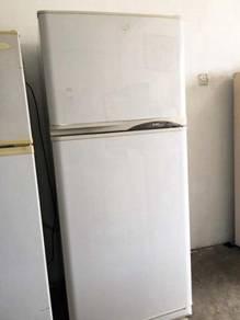 Elba Refrigerator Besar Freezer Fridge Ice Peti