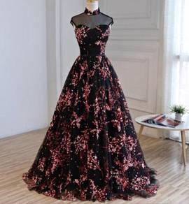 Wedding prom dinner evening Gown Dress RB0164