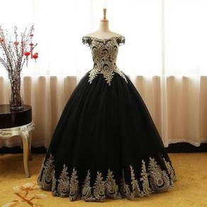 Wedding prom dinner evening Gown Dress RB0158
