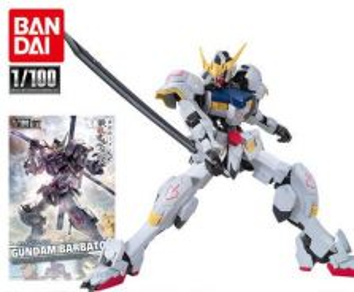 Bandai Gundam barbartos 1/100