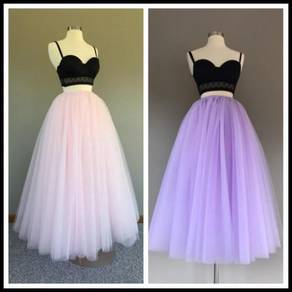 Tutu skirt for prom wedding bridal RBC0033