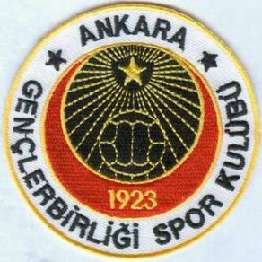 Genclerbirligi Spor Kulubu Turkey Football Patch